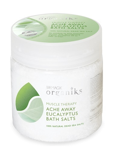 Dead Sea Spa Magik DEAD SEA Ache Away Eucalptus Bath Salts 550 gr Renksiz